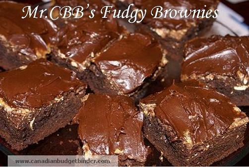 Mr.CBB's Fudgy Brownies 2