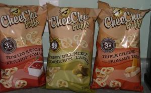 Cheecha Puffs