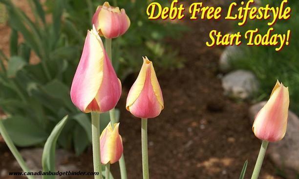 Debt Free Lifestyle Start Today wm