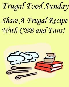 Frugal Food Sunday Cover