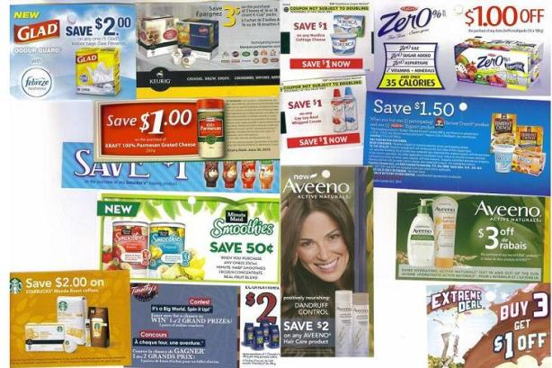 June Coupons Found