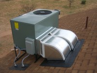 2 in 1 Packaged Rooftop Unit Rental, No Money Down HVAC