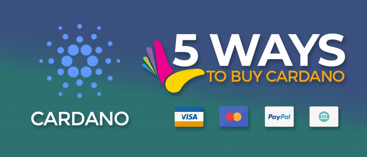 Very high buy and sell. 5 Ways To Buy Cardano (ADA) - Cheapest Way To Buy & Sell 2021
