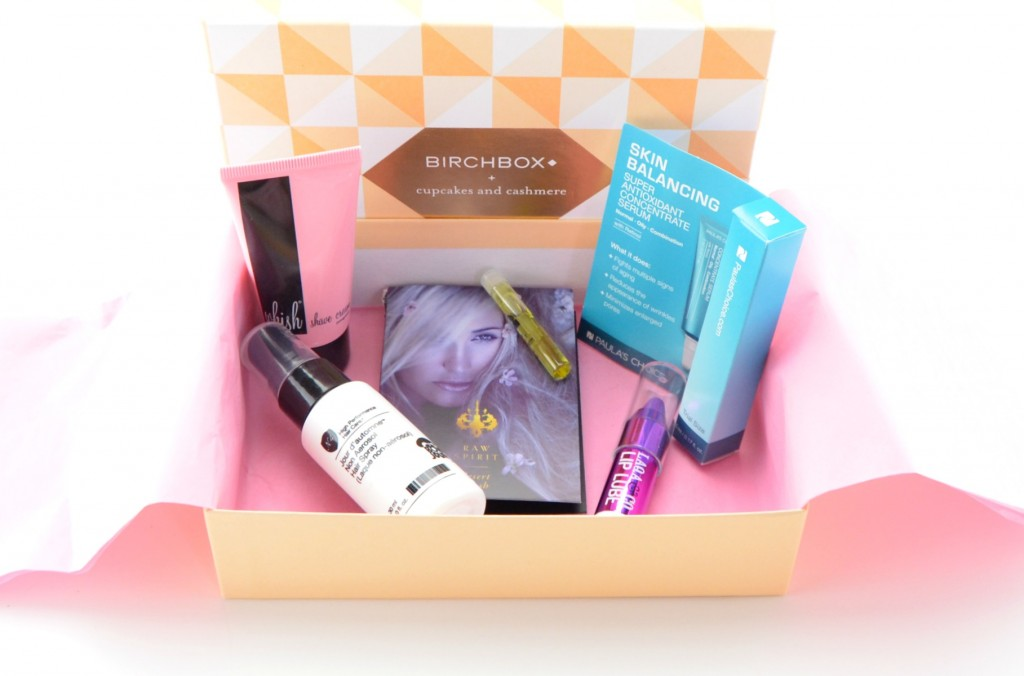 Cupcakes And Cashmere Birchbox ReviewCanadian Fashionista