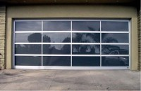 Modern Look Garage Doors with high Quality Finish ...