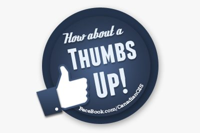 How about a Thumbs Up?