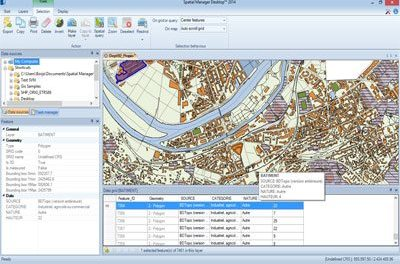 First commercial version of Spatial Manager Desktop released