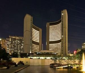 Toronto GIS jobs - Toronto City Hall