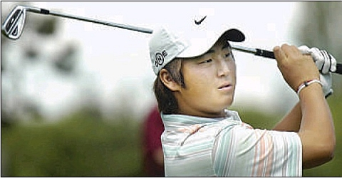 Teenager Richard Lee Will Have at Least Conditional Status on the Nationwide Tour next year.