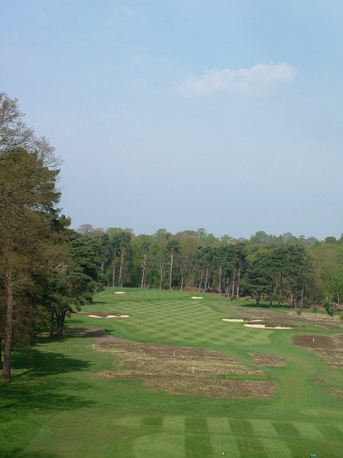 Woking's Sixth -- a course worth seeking out.