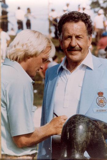 Mr. Canadian Open - Dick Grimm