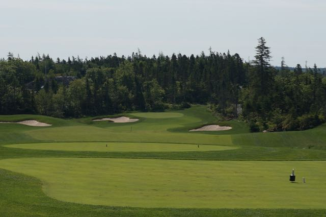 The 11th is one of the strongest holes on Brunello.