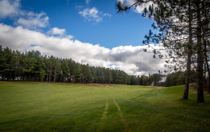 Osprey Valley Hoot 2nd hole