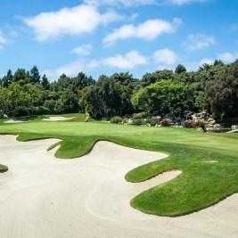 18th green - Aviara Golf Club