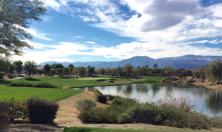Shadow hills north course