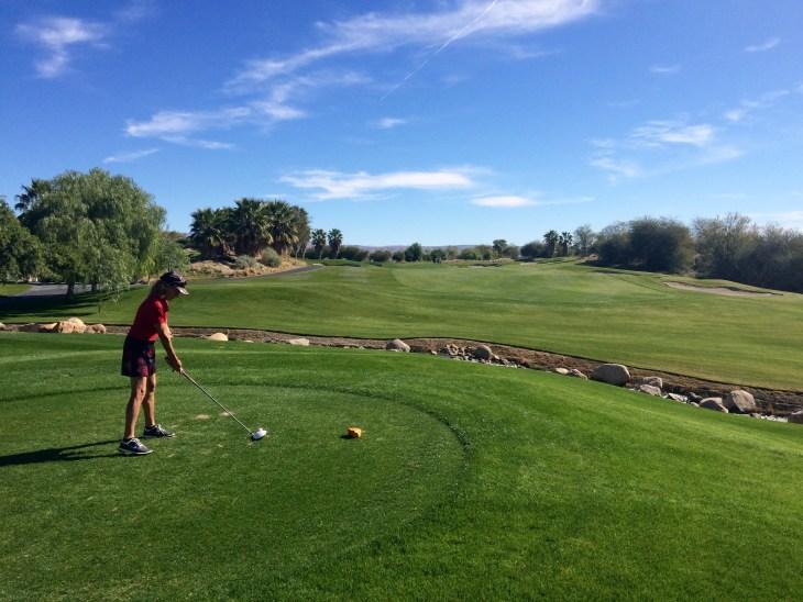 eagle falls golf 1st hole