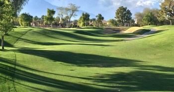 Mission Hills - Pete Dye course 9th hole