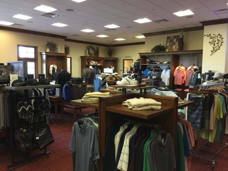 "Classic Club - The Pro Shop - I would call it ""La Boutique"""