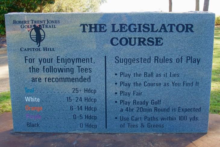 legislator capital hill