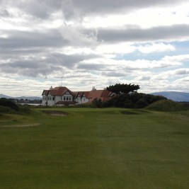 Portmarnock - 18th hole