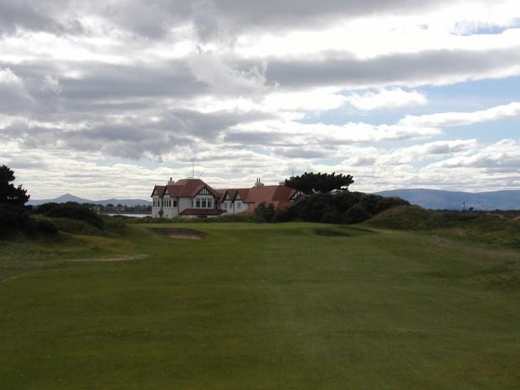 Portmarnock - 18th hole