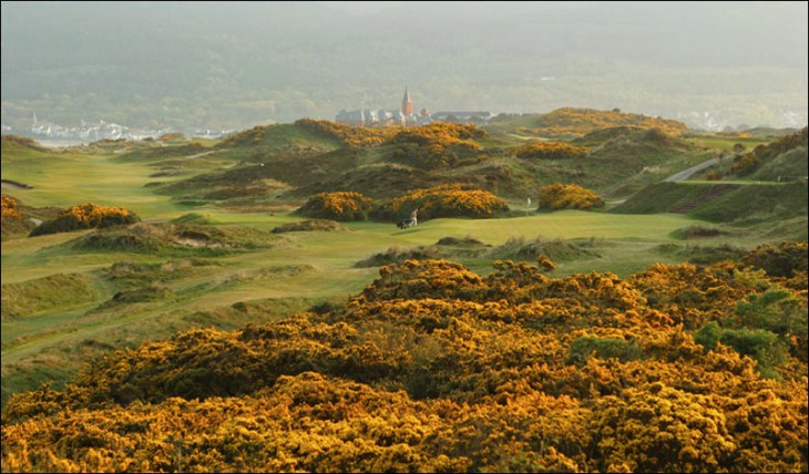 Royal County Down - 4th