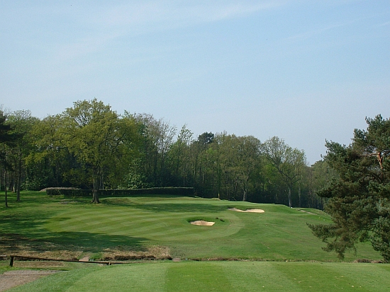 Tough Two: After opening up with a 280 yard par-4, Woking hits you with this 220 yard par-3.