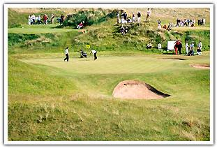 Baltray County Down, home of 2009 Irish Open