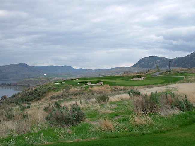 Drama and challenge at Tobiano outside Kamloops