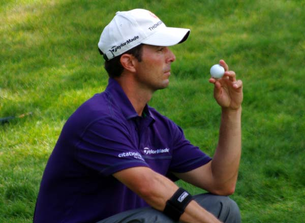 Mike Weir contemplates what could have been at the 2010 RBC Canadian Open.