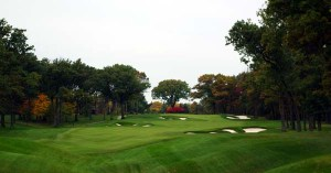7th hole at St. George's