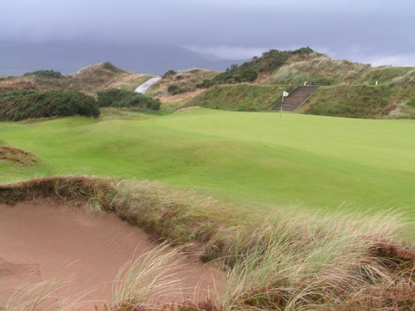 World #1    Royal County Down  UK (Ulster)