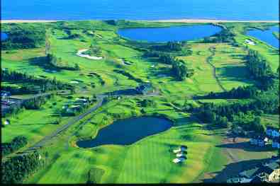 The Links at Crowbush Cove is a gorgeous seaside layout that has become synonymous with East Coast golf. (Image: Barrett S. MacKay)