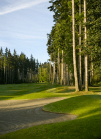 Storey Creek Golf Club, Campbell River, British Columbia