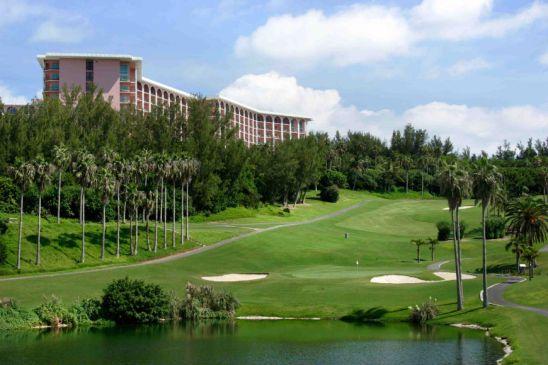 Fairmont Southampton, Bermuda (Image: Fairmont Hotels and Resorts)