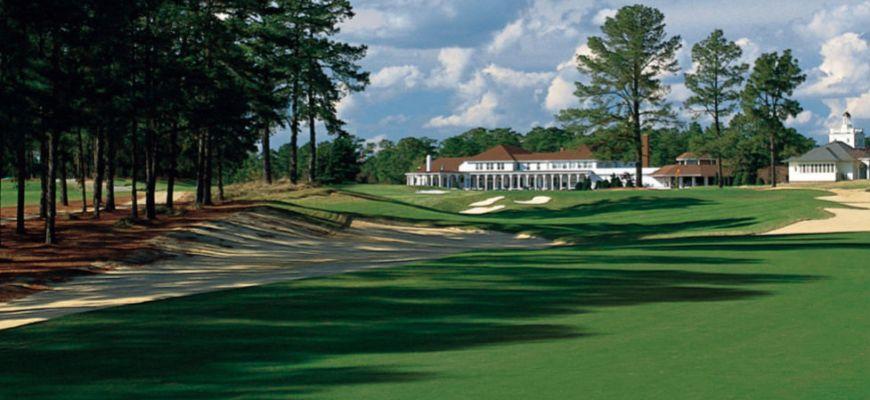 Pinehurst Resort, North Carolina (Image: Pinehurst Resort)