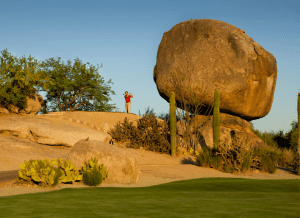 The Boulders Resort Golf Course, Scottsdale, Arizona (Image: The Boulders Resort)