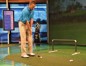 Michael Breed of The Golf Fix (Image: The Golf Channel)