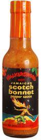 Walkerswood Jamaican Scotch Bonnet Sauce (Image: Blue Mountain Coffee)