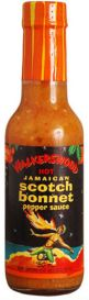 Walkerswood Jamaican Scotch Bonnet Sauce (Image: Blue Mountain Coffee)
