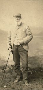 Old Tom Morris (Image: St. Andrews Links Trust)