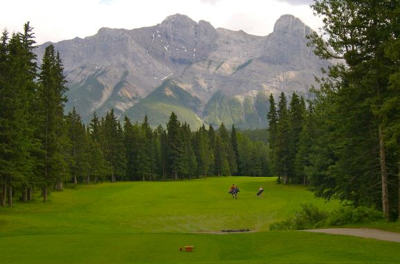 Canmore Golf and Curling Club (Image: Canmore Golf and Curling Club)