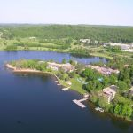 Deerhurst Resort Aerial View (Image: Deerhurst Resort)