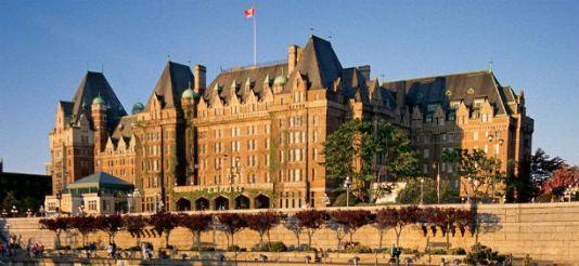 Fairmont Empress Hotel (Image: Fairmont Empress)