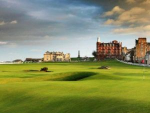St. Andrews The Old Course (Image: Visit St. Andrews)
