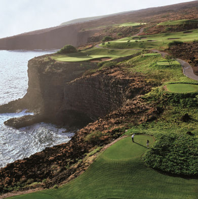 Manele Golf Course Lanai (Image: Four Seasons Resorts)