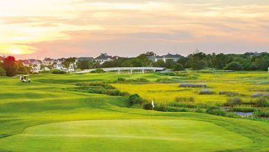 Wild Dunes Resort Golf Course Charleston South Carolina