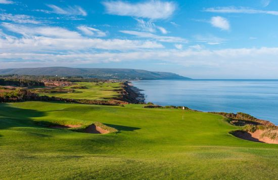 Cabot Cliffs Golf Course (Image: Cabot Links)