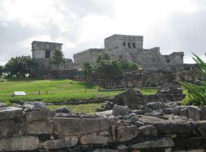 Tulum ruins Mexico (Image: