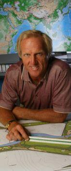 Greg Norman golf course architect (Image: Greg Norman Golf Course Design)